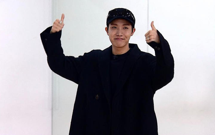 J-Hope Membuat Peserta ' Under 19 ' Terpesona Saat Mengajari Langsung Dance Cover ' Fake Love '