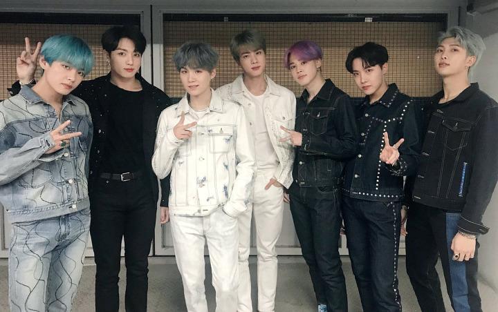 Walaupun Kelelahan. BTS Tampil Live Di SMA 2019 Dengan Sangat Menakjubkan