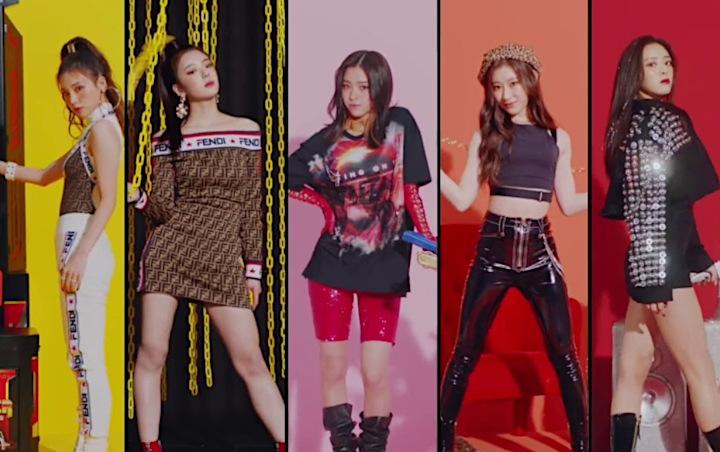 JYP Entertainment Merilis Teaser Girl Group Baru ' Itzy ', Netter Heboh Dengan Konsep Yang Mirip Dengan Group Lain
