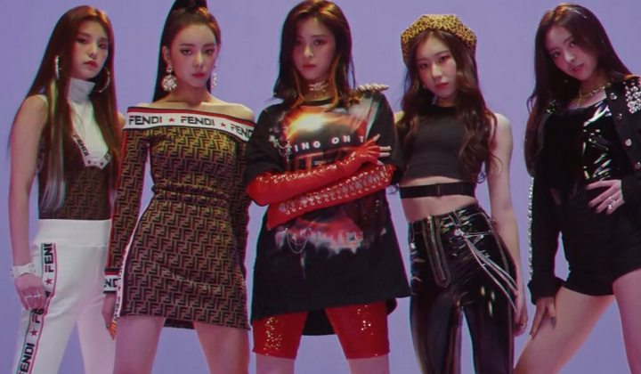 Girl Group Baru JYP Entertainment Menuai Pujian Dari Para Netter