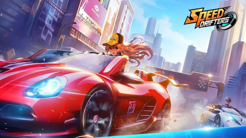 Speed Drifter : Keseruan Balapan Bersama Temanmu!