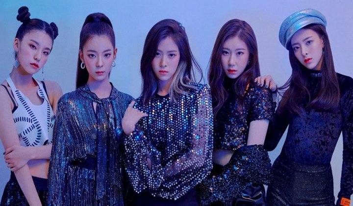 Lagu Debut ITZY ' DALLA DALLA ' Menjadi MV Lagu Yang Paling Banyak Di Tonton Dalam Satu Hari