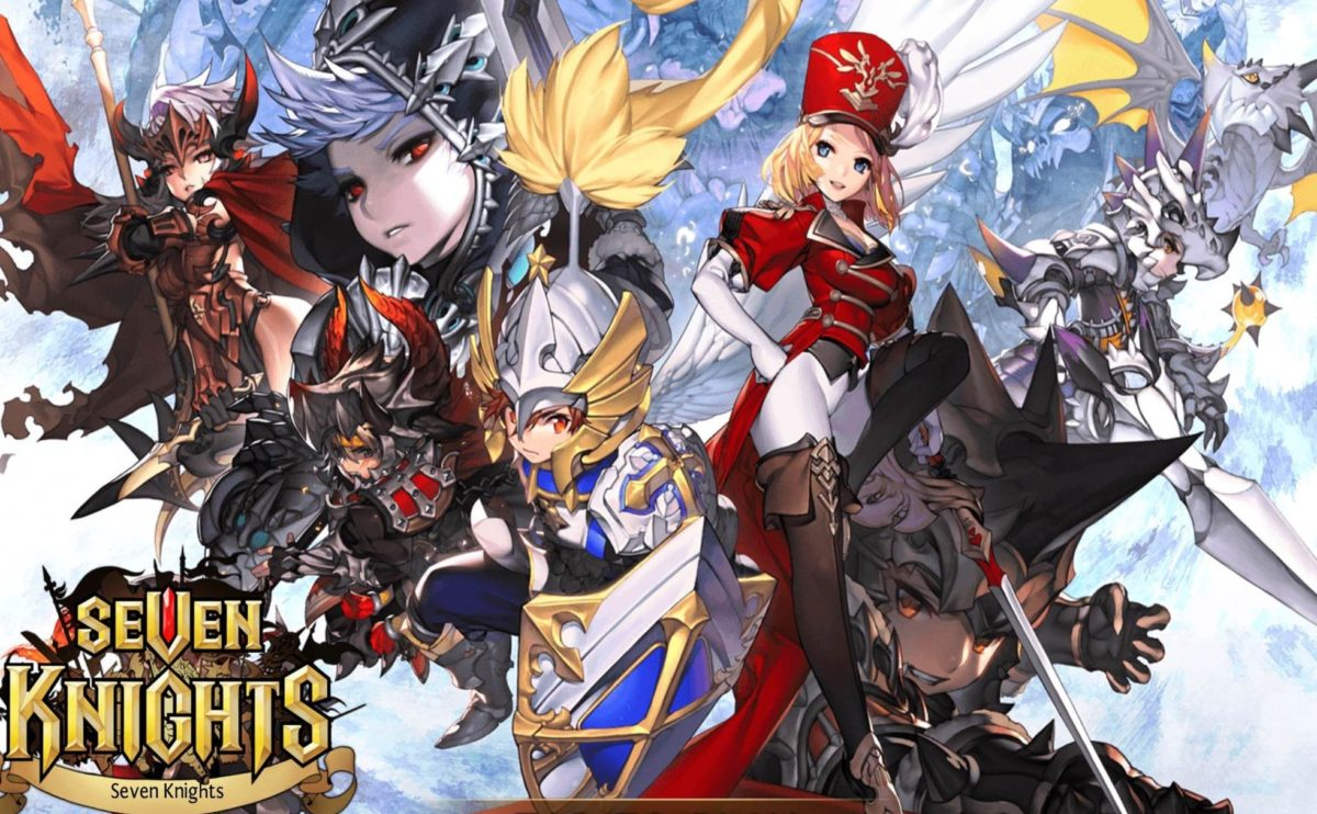 Seven Knight : Game Strategi Bergaya Anime