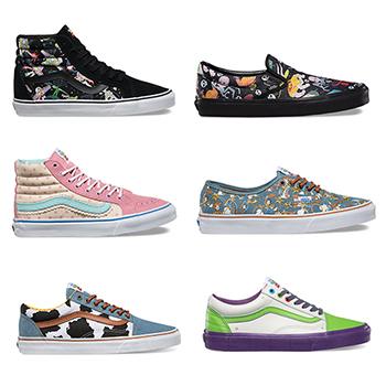 Jenis Jenis Sepatu Vans