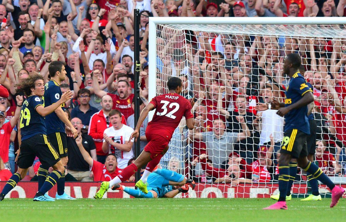 Jurgen Klopp menilai Liverpool Tampil dengan Serakah Bungkam Arsenal