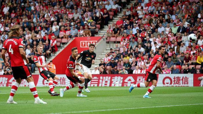 Daniel James Menjadi Pemain Terbaik Dalam Laga Southampton Melawan Manchester United