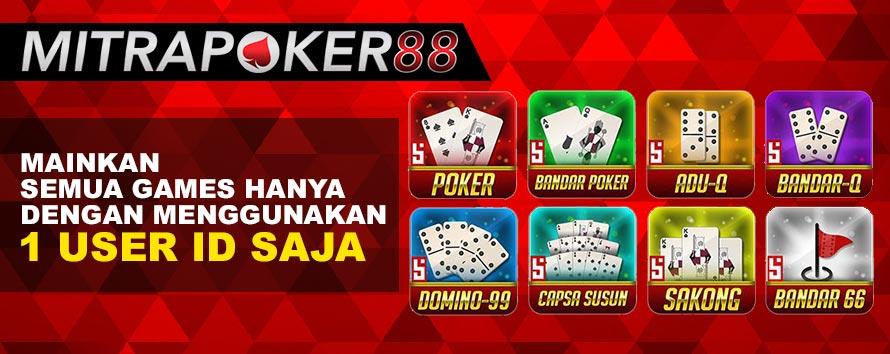 Temukan Permainan Poker88 Resmi Di Situs Mitrapoker88