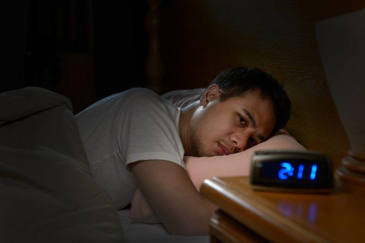 Beberapa Alasan Mengapa Anda Sulit Tidur Saat Malam Hari