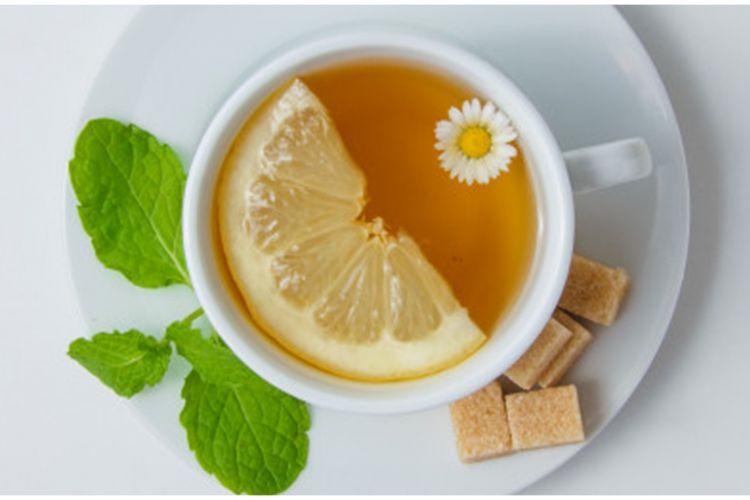 Beberapa Manfaat Minum Air Lemon Tea Untuk Kesehatan