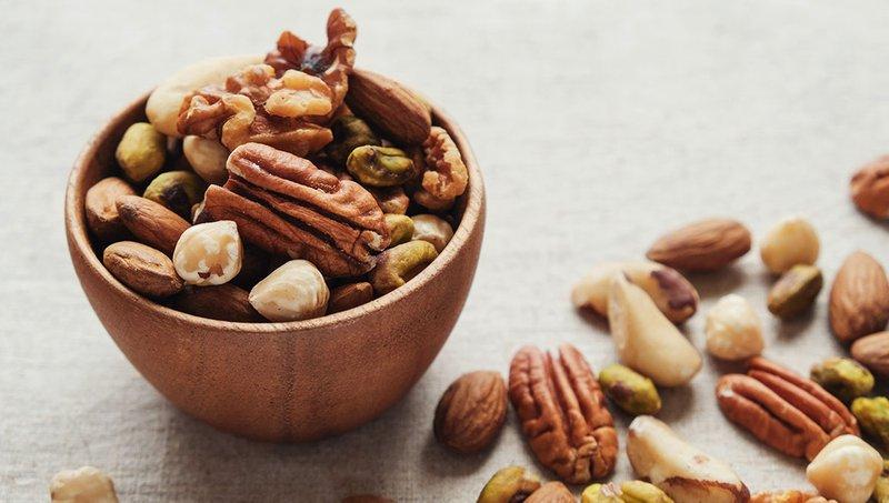 Beberapa Makanan Kering Bagi Kesehatan Dan Sumber Mineral