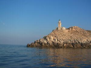 Cape Matapan, Yunani